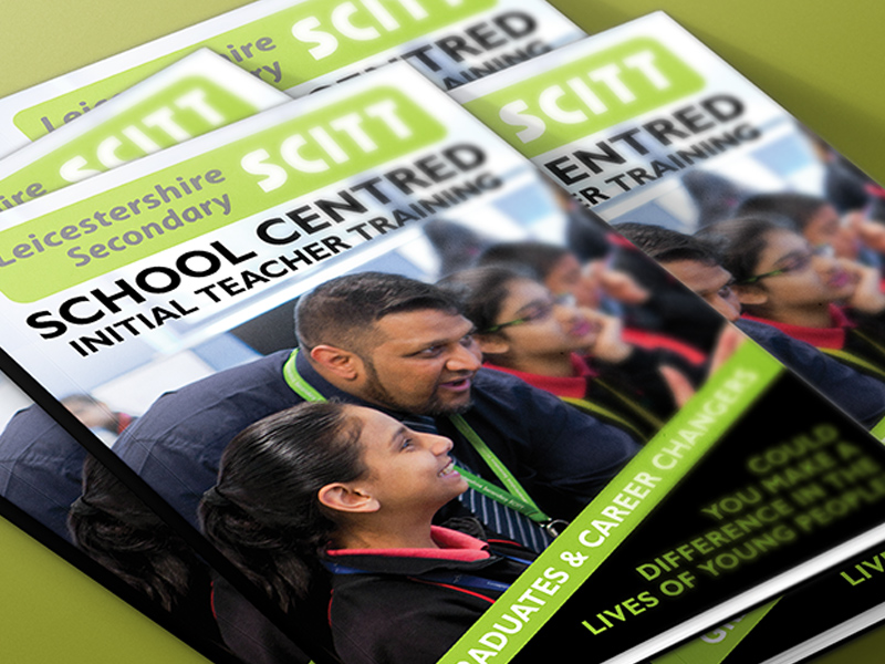 Leicester Secondary SCITT Brochure